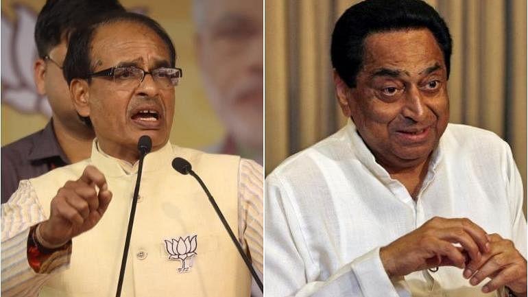 Madhya Pradesh: Shivraj Singh Chouhan, Kamal Nath on twitter war over people's verdict