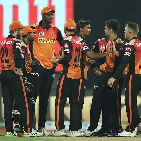 IPL 2020: Clinical SRH defeat RCB by 5 wickets, keep playoff hopes alive