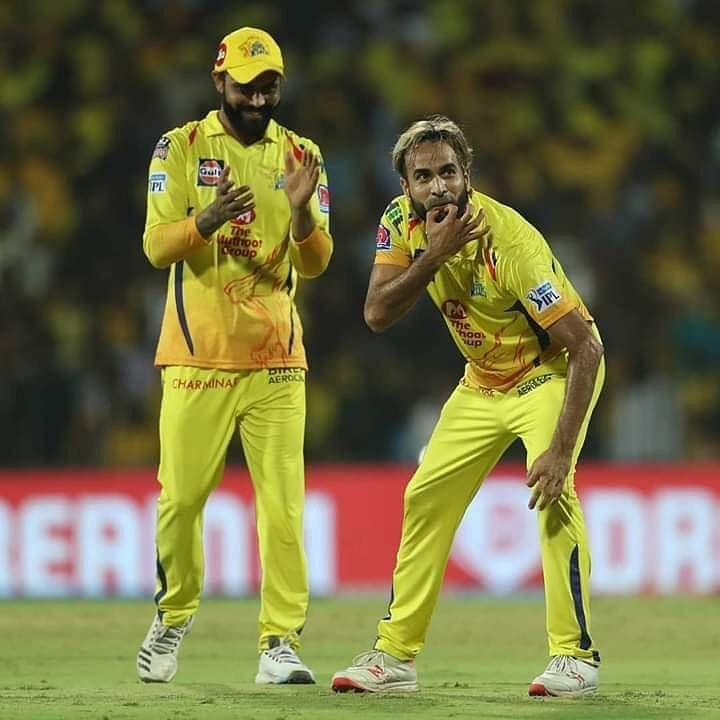 Happy to carry drinks for CSK: Leg-spinner Imran Tahir