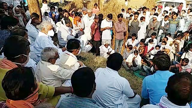 Rajasthan: Murdered priest's last rites performed as govt announces Rs 10 lakh aid, job