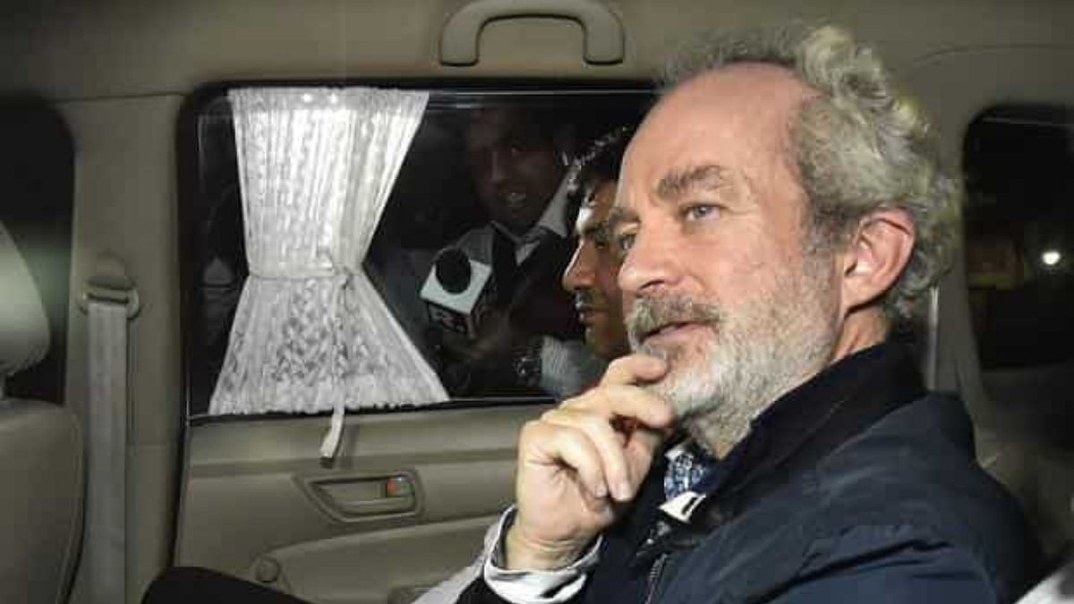 AugustaWestland Chopper Scam: Christian Michel paid 22,000 EUR for typing contracts