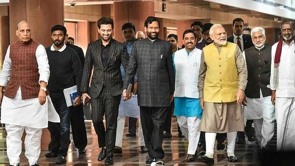 Bihar election 2020: PM Modi is free to say anything against me for Nitish Kumar's satisfaction, says Chirag Paswan