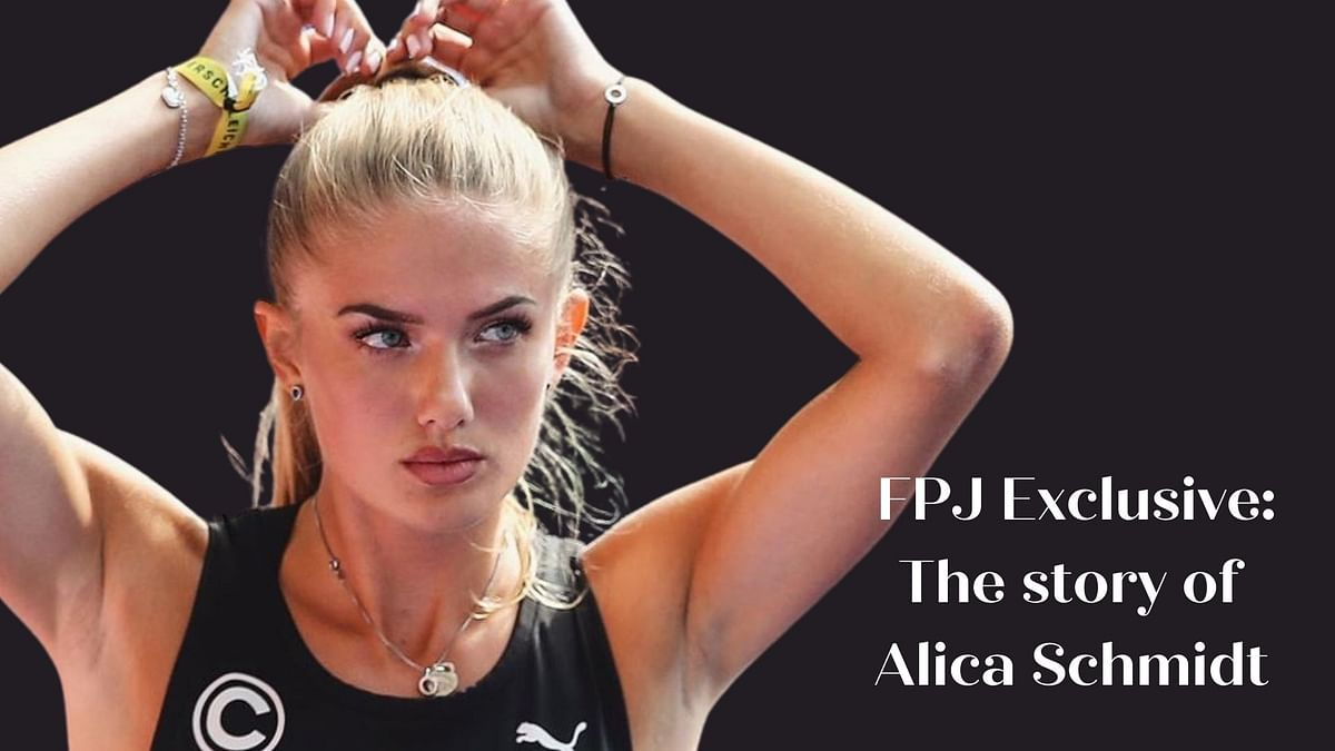 FPJ Exclusive: From hottest athlete tag to beating Mats Hummels, Alica Schmidt bares it all