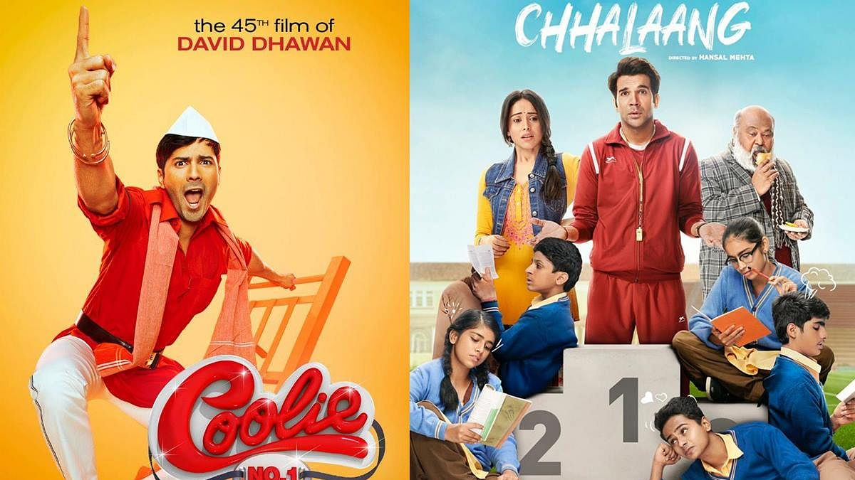 'Coolie No 1', 'Chhalaang', 'Durgavati': 9 upcoming films to release on Amazon Prime