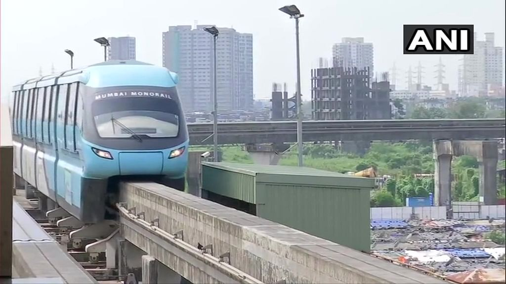 Mumbai: Monorail services resume operation