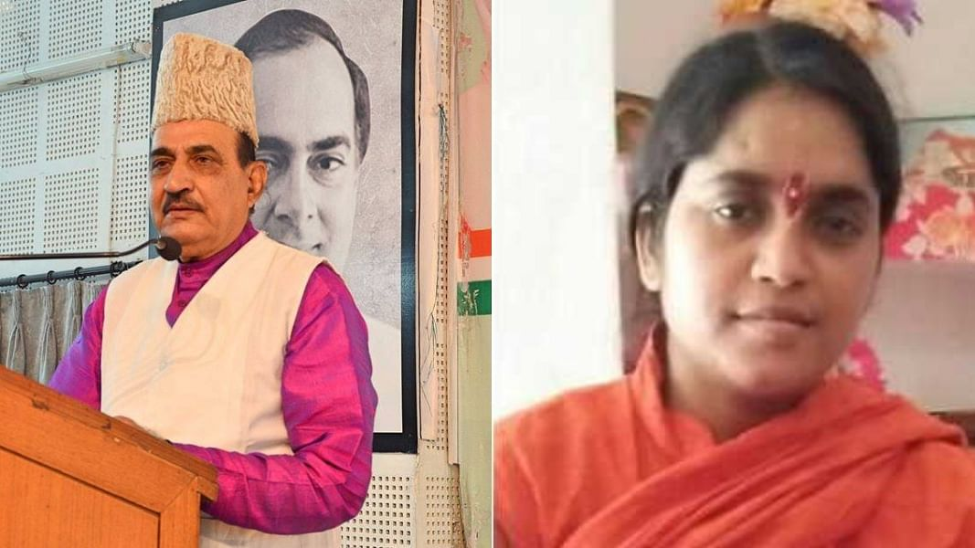 Madhya Pradesh Bypolls:  Akhand Pratap Singh Yadav's flip flop & Sadhvi Ram Siya Bharti's entry to impact poll outcome in Bada-Malhera constituency