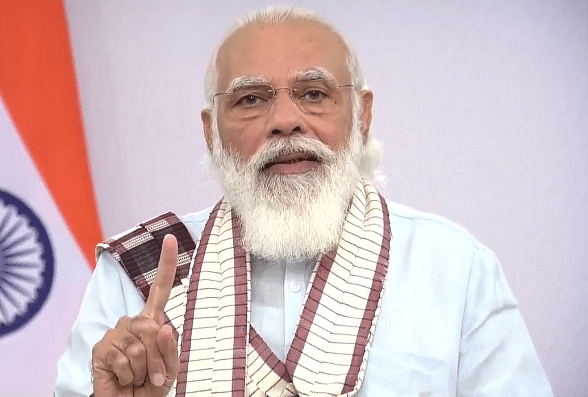 No chilling till we get vaccine: PM Modi's message to Indians ahead of festive season