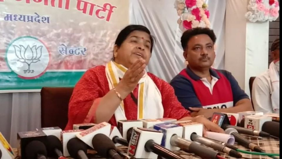 Madhya Pradesh: Demands for renaming certain areas justified, says culture minister Usha Thakur