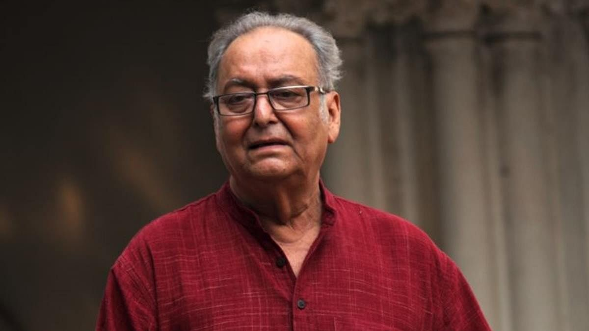 Veteran Bengali actor Soumitra Chatterjee tests positive for COVID-19