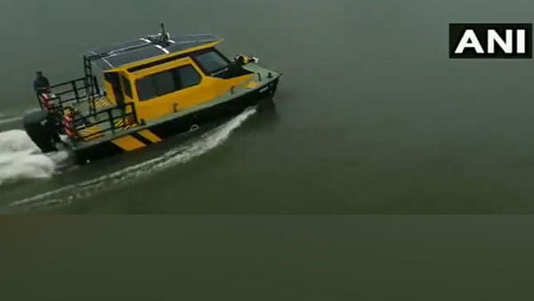 Water taxi from Ferry Wharf to Mandwa not before Nov 15: MbPT