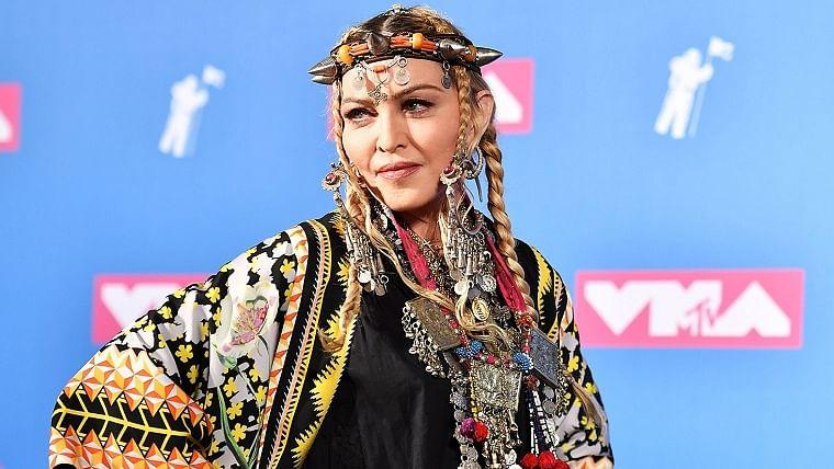 'Big script' for a 'big life': Madonna shares details of her biopic