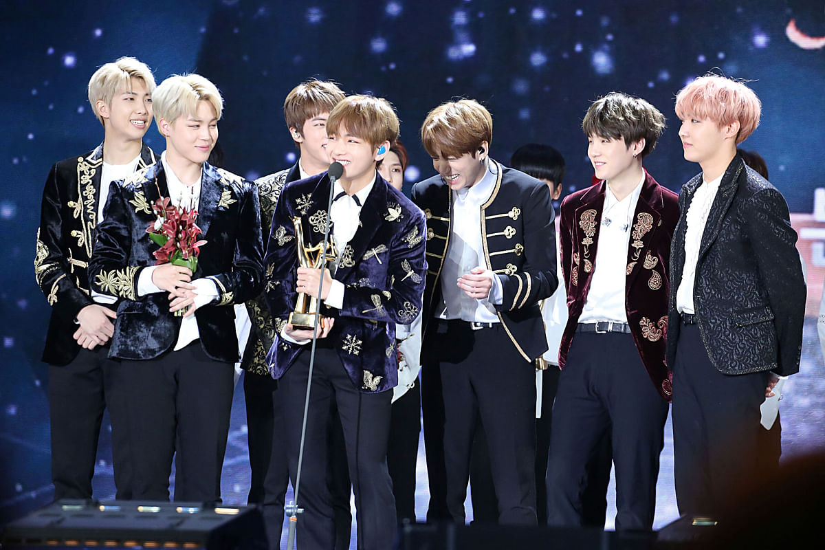 China slams BTS over war comments