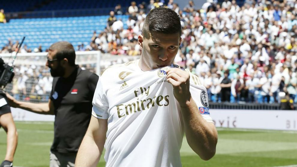 Real Madrid striker Luka Jovic faces prison for violating COVID-19 isolation