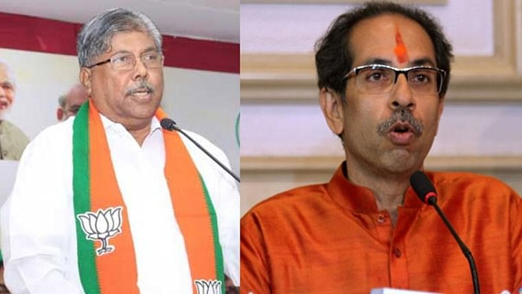 Will Cong-NCP withdraw support if temples are reopened? BJP asks Uddhav Thackeray