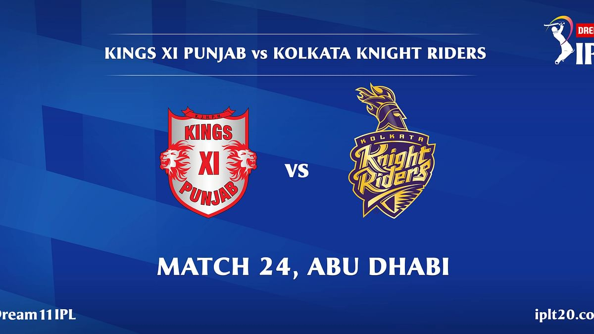 Kings XI Punjab Vs Kolkata Knight Riders Live: Score, commentary for the 24th match of Dream11 IPL