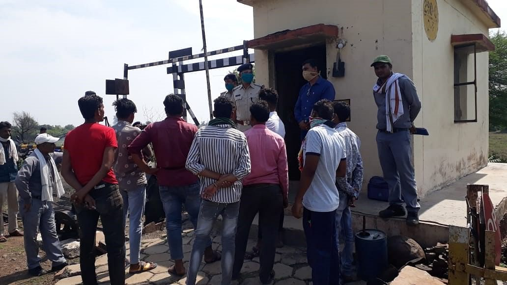 Madhya Pradesh: Railway make villagers aware of trespassing rules & regulations