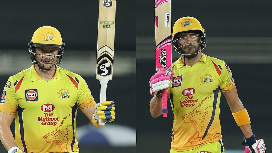 IPL 2020: Shane Watson, Faf du Plessis infuse life into CSK's IPL campaign, shape 10-wicket win over KXIP