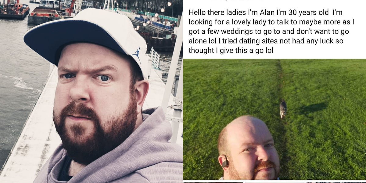 In search of love, UK man lists himself on Facebook ad page as attempts on dating apps go in vain