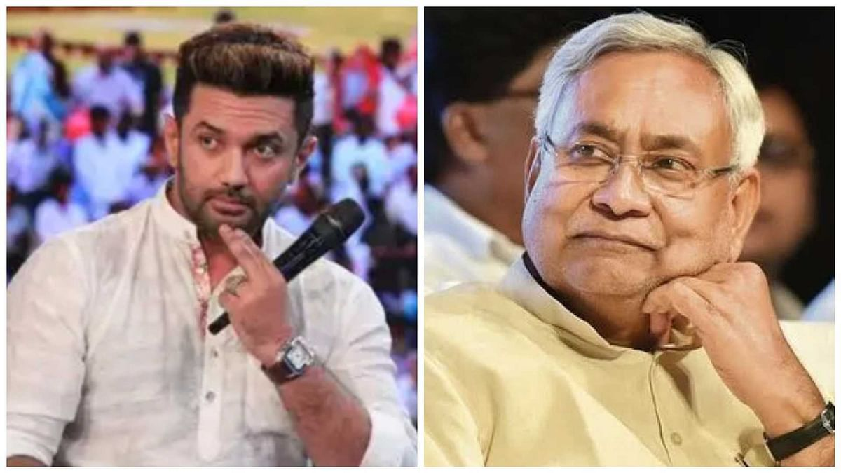 For power, Nitish won't even hesitate to bow before Tejashwi after poll results: Chirag Paswan