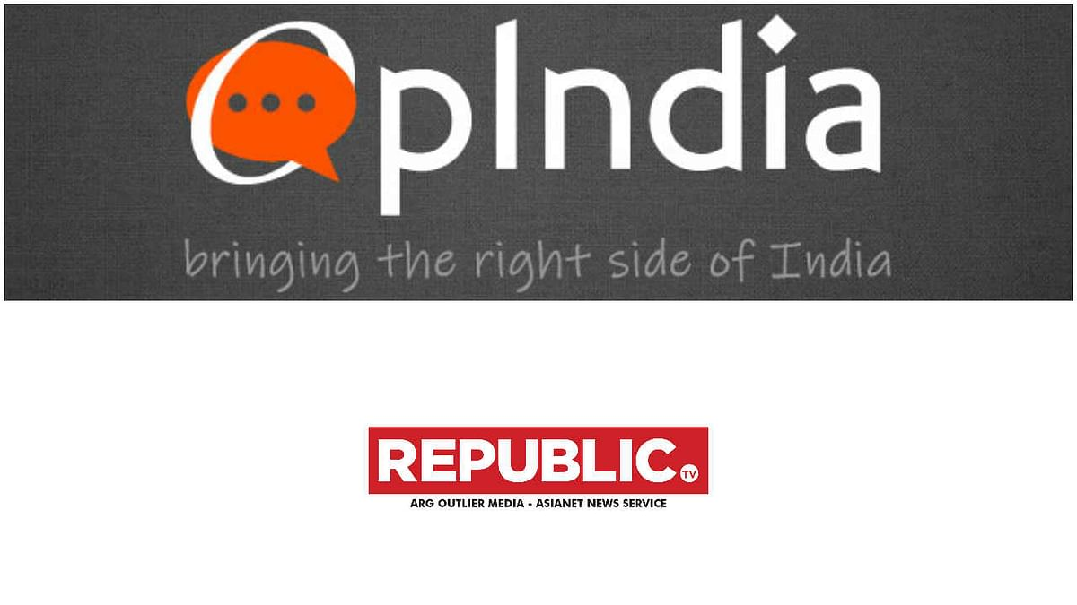OpIndia, Republic launch 'nationalistic' Indian Digital Media Association with 25 members; to put 'nation first'