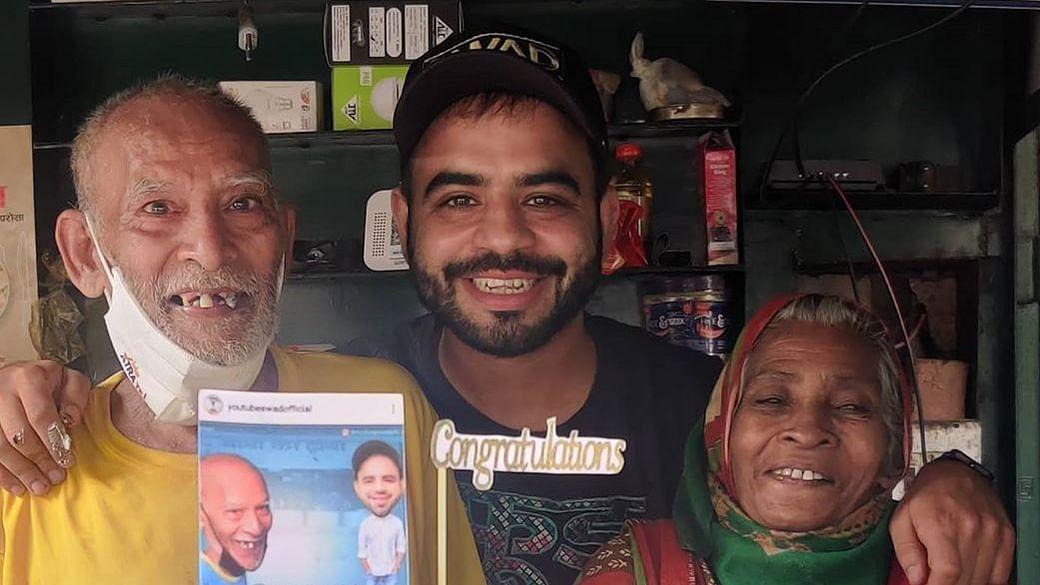 YouTuber Gaurav Wasan who filmed 'Baba Ka Dhaba' accused of threats and  fraud