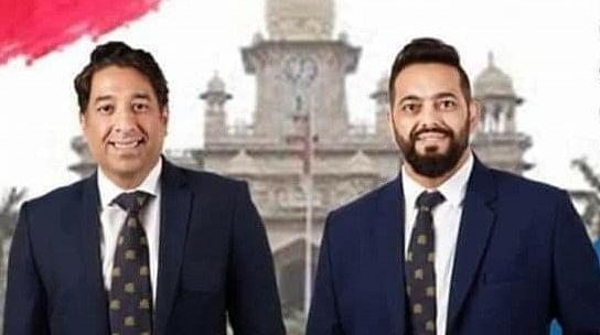 Devraj Singh Badgara and Dheeraj Lulla