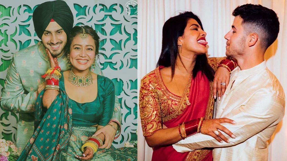 From Neha Kakkar to Priyanka Chopra – B-town divas who married younger men