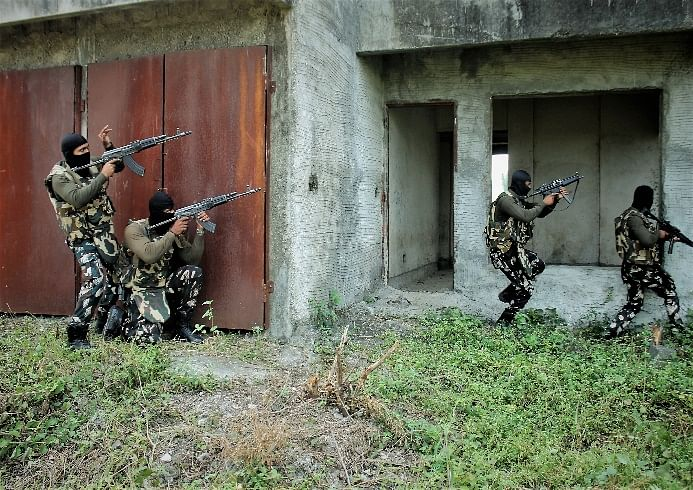Pune: Indian Army, Maharashtra Police conduct joint anti-terror exercise