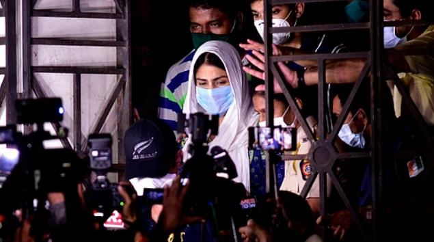 Bollywood actress Rhea Chakraborty has been at the centre of the case around the death of actor and former boyfriend Sushant Singh Rajput
