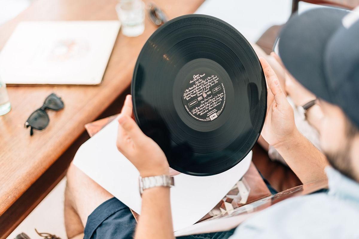 How vinyl is wooing music lovers in digital era