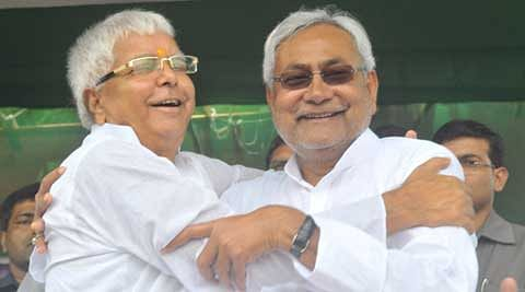 'Bitter, ugly': Nitish Kumar's personal attack on Lalu draws sharp reaction - Story so far