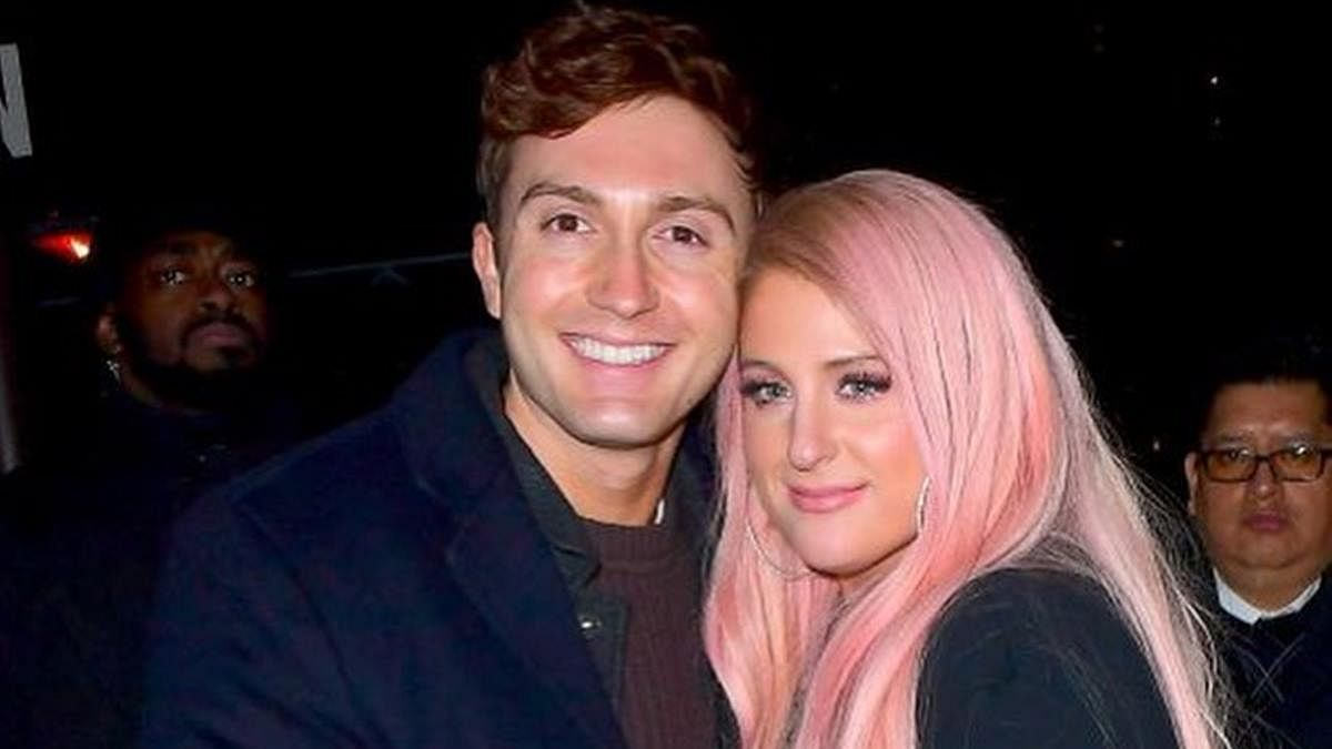 Singer Meghan Trainor announces pregnancy with husband Daryl Sabara