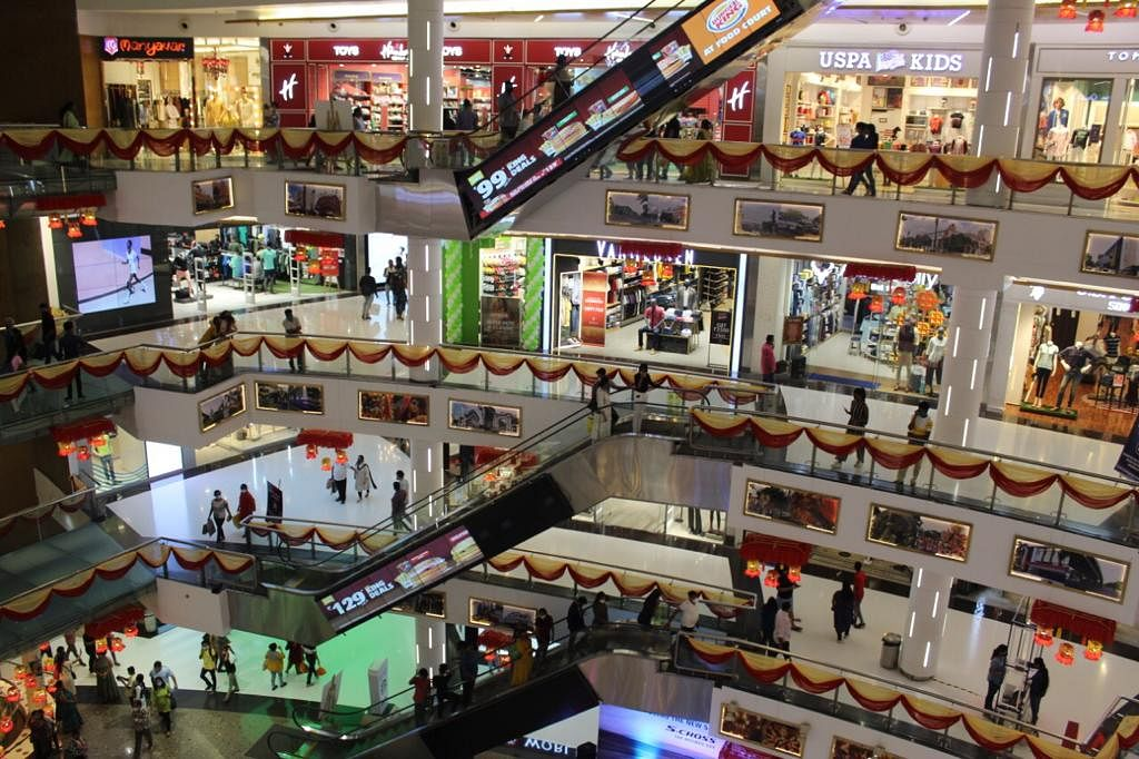 Festive cheer rings in moolah for Kolkata's Malls
