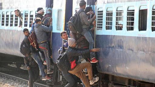 Madhya Pradesh: Railways earns Rs 20 lakh from ticketless travellers in October
