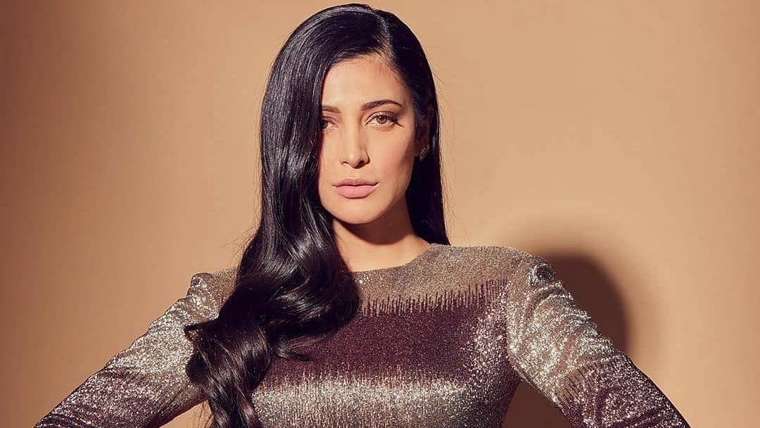 Not disappointed at not getting to act in more Hindi films: Shruti Haasan