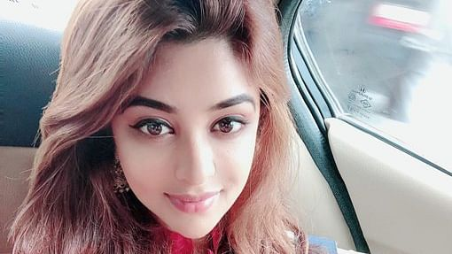 'Dad has enough money to spend night with bolly...': Payal Ghosh deletes expletive-laden quip