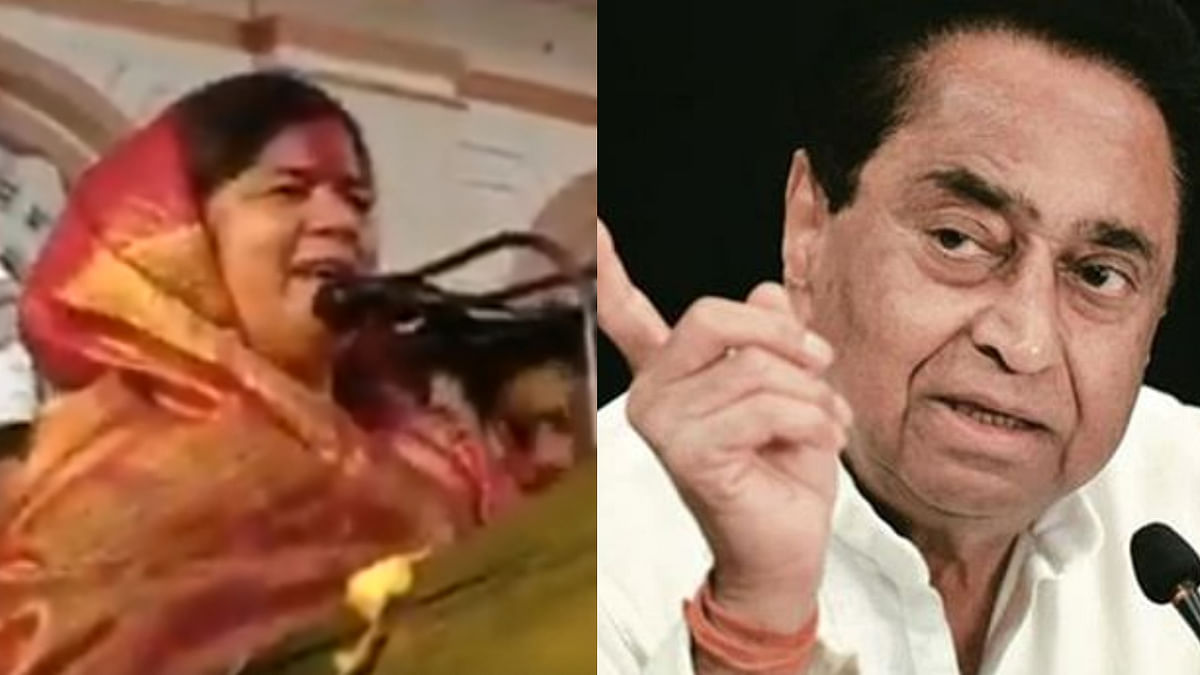 'Congress will never rule Madhya Pradesh': BJP's Imarti Devi fumes over Kamal Nath's sexist 'item' remark