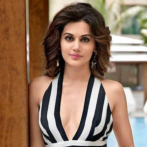 You held the fort of entertainment: Taapsee Pannu takes a jibe at certain news channels