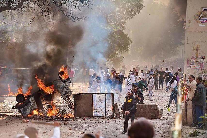Delhi riots worst communal riots since partition:Delhi Court