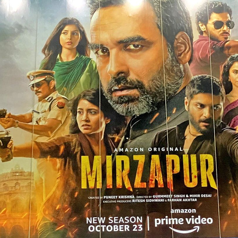 Mirzapur MP seeks ban on 'Mirzapur 2'