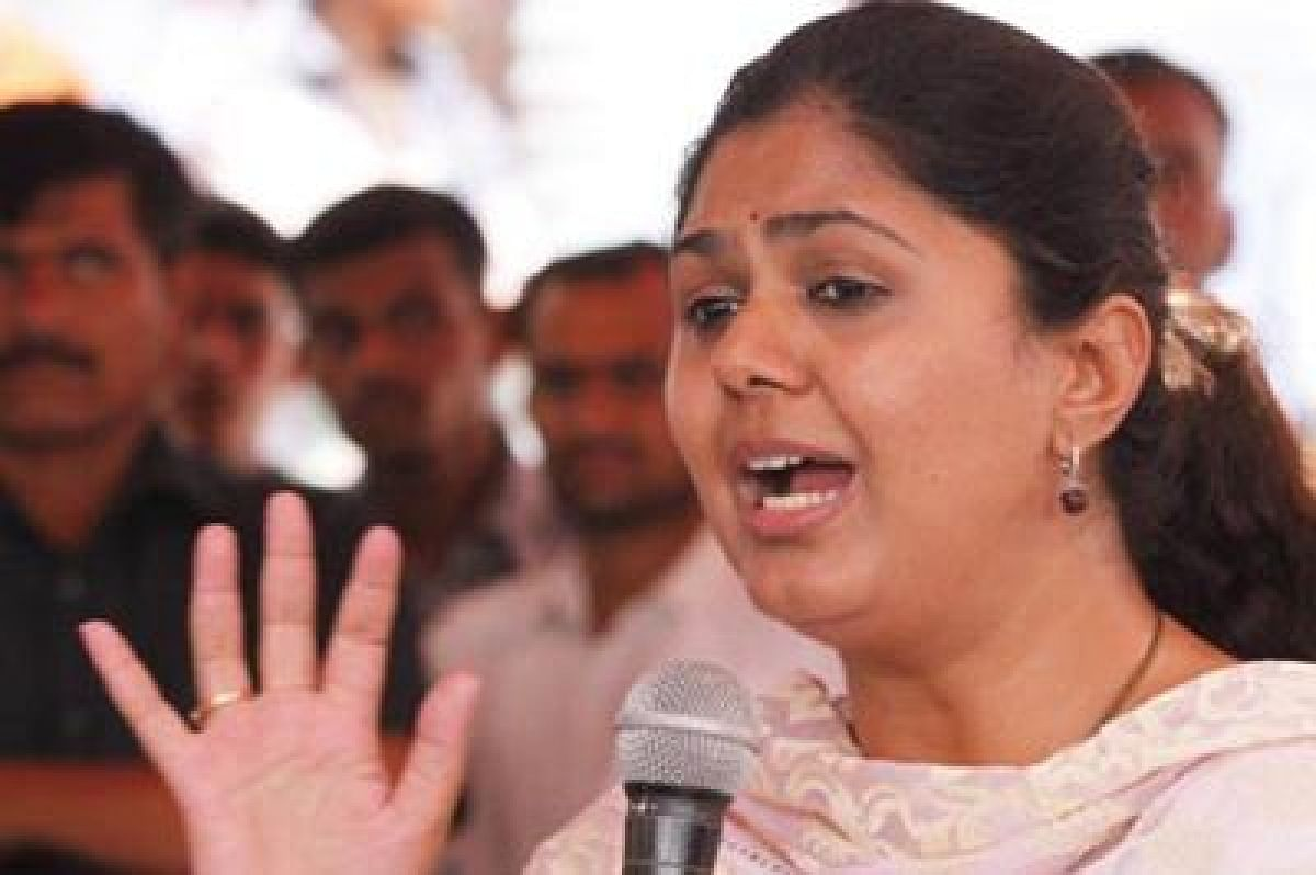 Pankaja Munde dismisses rumours of quitting BJP