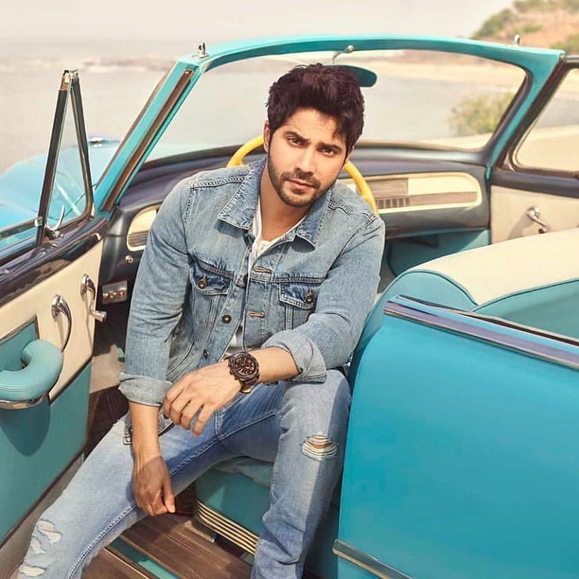 Varun Dhawan rubbishes reports of 'Namak Halaal' remake, says 'don't make up things about my dad'