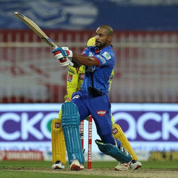 IPL 2020: Shikhar Dhawan stars in Delhi Capitals' 5-wicket win over Chennai Super Kings