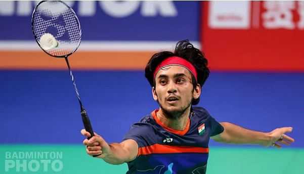 Lakshya forges ahead as badminton is back after 7 months