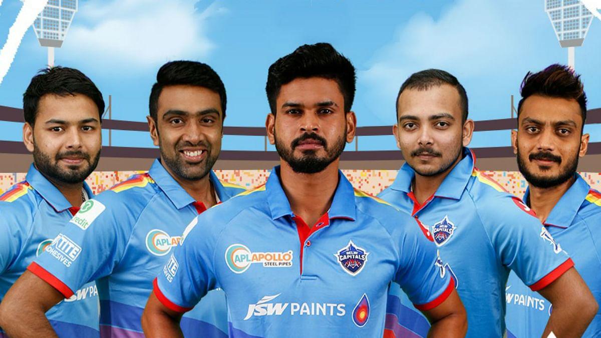 IPL, RCB vs DC: Delhi Capitals don special jersey against Kohli's Royal Challengers Bangalore