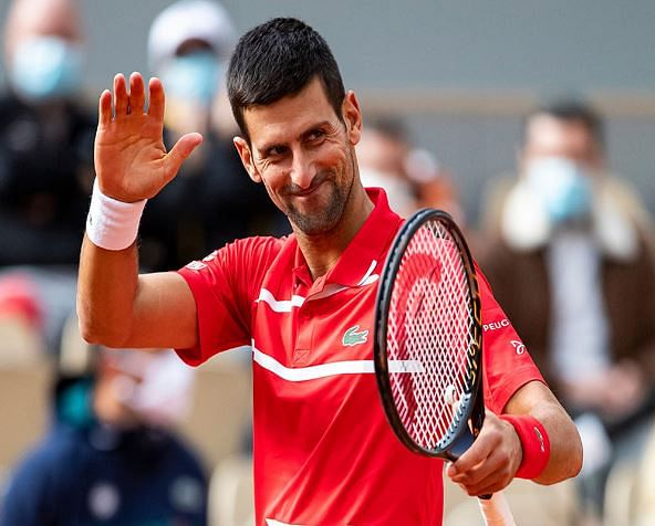 Busta, Djokovic get rematch in Paris