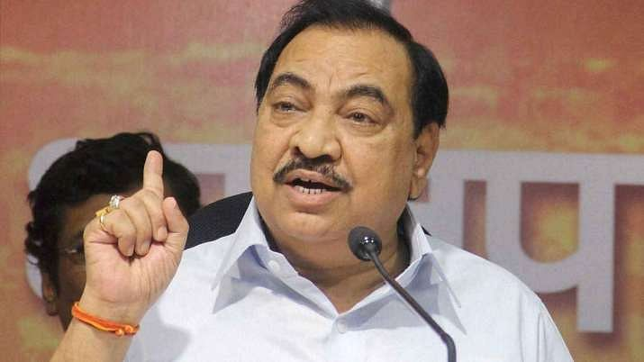Exit of Eknath Khadse:  BJP's loss is NCP's gain?
