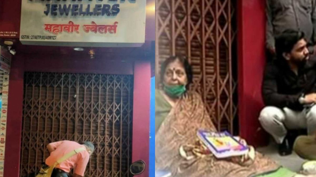 Mumbai: MNS workers slap jeweller after he refuses to sell earring  to Marathi writer because she did not speak in Hindi