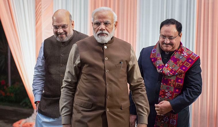 From PM Modi to Amit Shah: Full list of BJP's star campaigners in Bihar Elections 2020