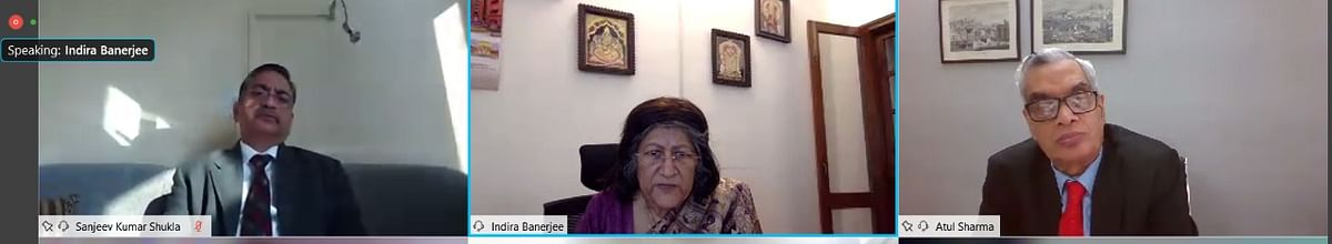 Bhopal: The standard of legal education in the country has improved vastly with great opportunities, says justice Indira Banerjee